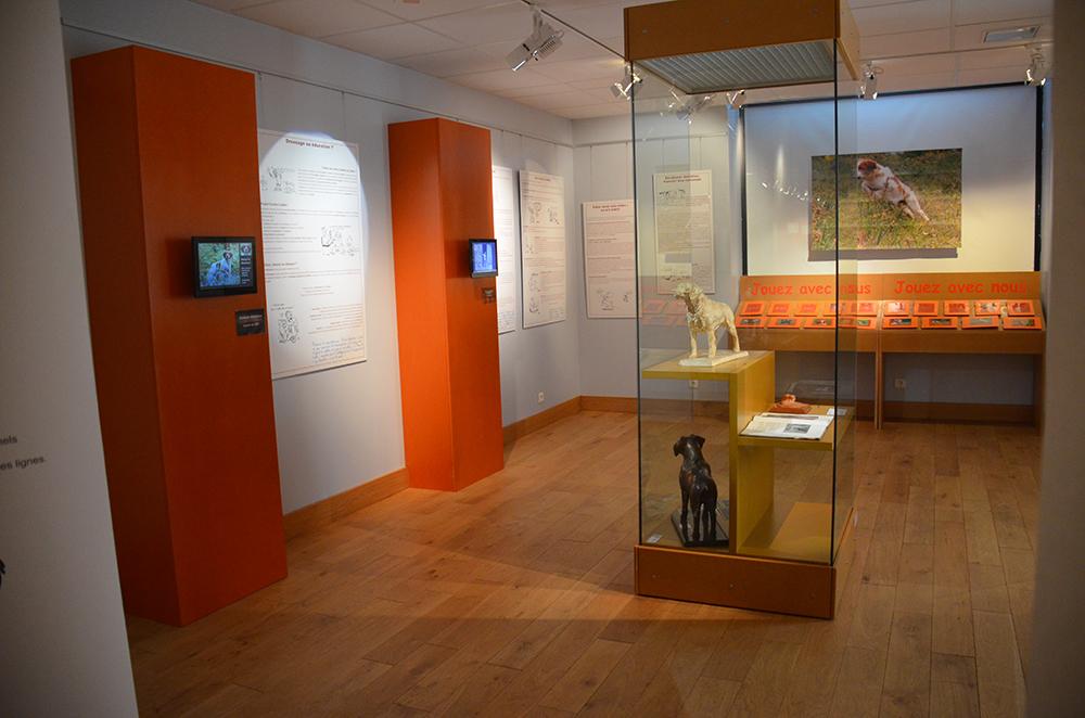 """Nouvelle expo : """"L'art de l'éducation par les éleveurs de Callac"""""""