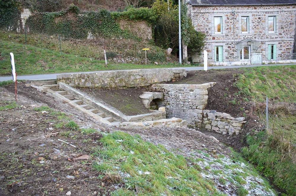 Fontaine de Pont ar Vaux