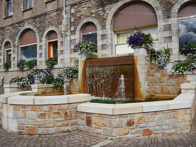 Fontaine de la Salle des fêtes