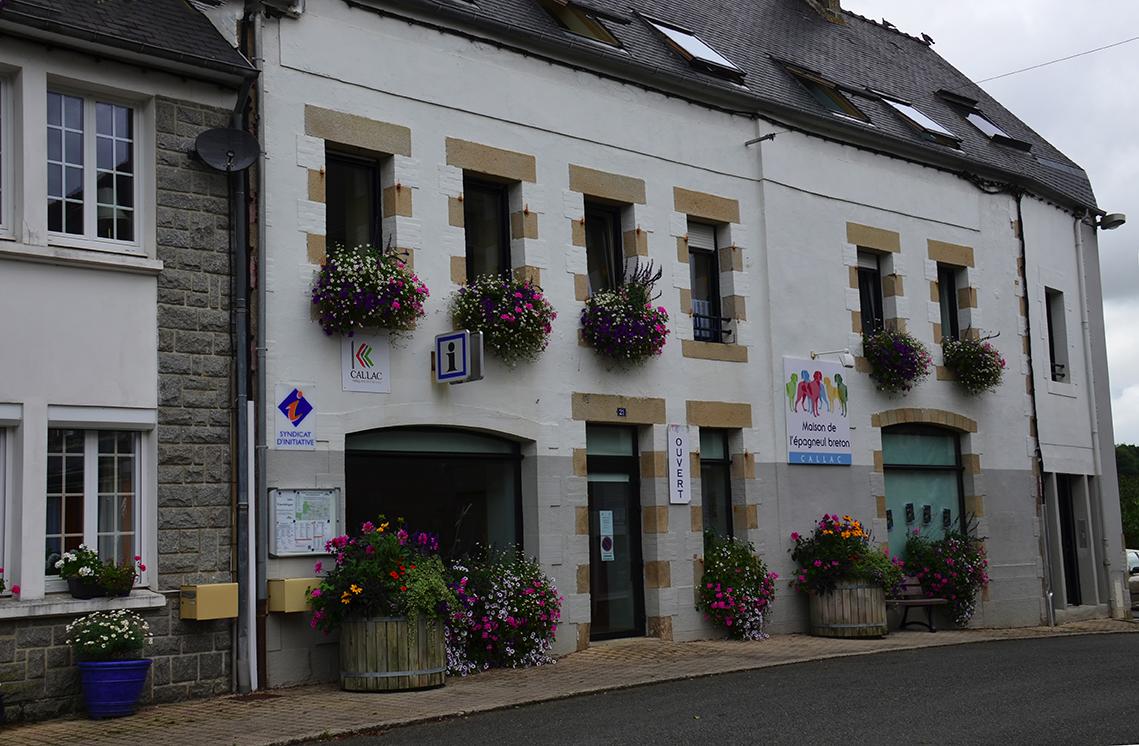 Maison de l'épagneul breton